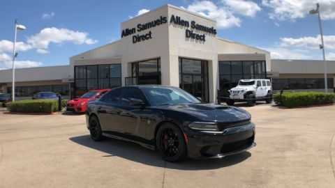 Certified Pre-Owned 2015 Dodge Charger SRT Hellcat