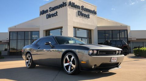 Certified Pre-Owned 2012 Dodge Challenger SRT8 392