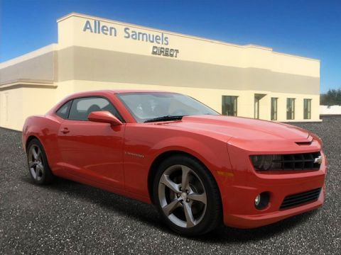 Certified Pre-Owned 2013 Chevrolet Camaro SS