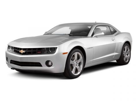 Certified Pre-Owned 2011 Chevrolet Camaro 2SS