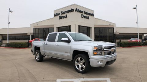 Certified Pre-Owned 2014 Chevrolet Silverado 1500 High Country