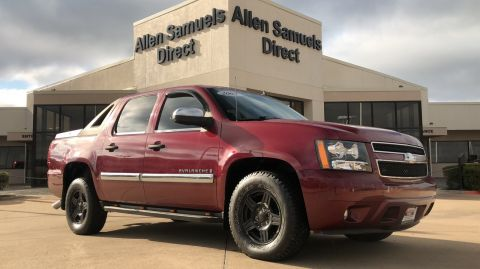 Certified Pre-Owned 2007 Chevrolet Avalanche LS