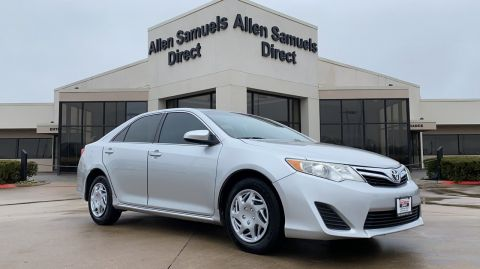 Pre-Owned 2012 Toyota Camry L