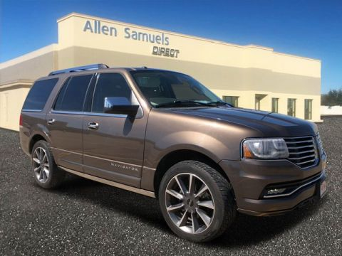 Certified Pre-Owned 2016 Lincoln Navigator Reserve