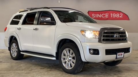 Certified Pre-Owned 2016 Toyota Sequoia Platinum