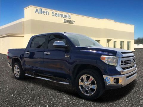 Pre-Owned 2015 Toyota Tundra 2WD Truck 1794