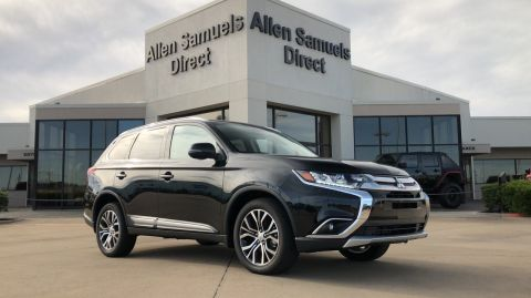 Certified Pre-Owned 2018 Mitsubishi Outlander SEL