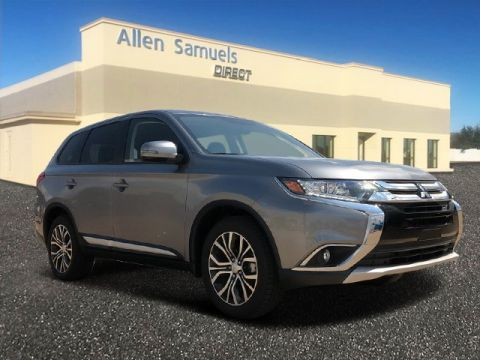 Certified Pre-Owned 2018 Mitsubishi Outlander SE