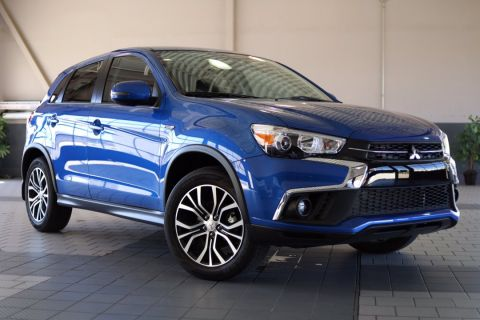 Certified Pre-Owned 2018 Mitsubishi Outlander Sport ES 2.0