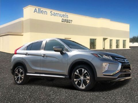 Certified Pre-Owned 2018 Mitsubishi Eclipse Cross SE