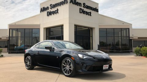 Certified Pre-Owned 2017 Toyota 86 Auto