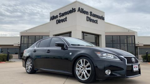 Certified Pre-Owned 2013 Lexus GS 350 4dr Sdn RWD