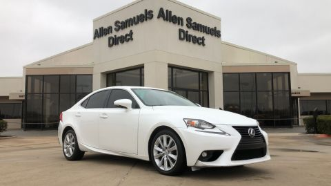 Certified Pre-Owned 2015 Lexus IS 250 4dr Sport Sdn RWD