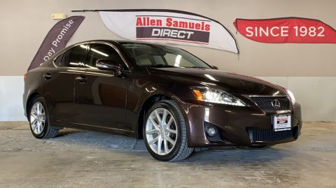 Certified Pre-Owned 2013 Lexus IS 250 4dr Sport Sdn Auto AWD