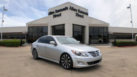 Certified Pre-Owned 2012 Hyundai Genesis 5.0L R-Spec