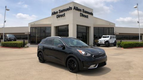 Certified Pre-Owned 2017 Kia Niro Touring