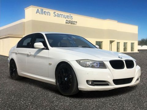 Certified Pre-Owned 2011 BMW 3 Series 335i