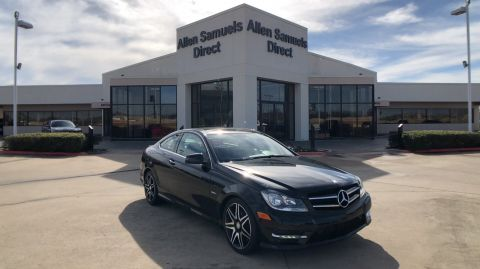 Pre-Owned 2014 Mercedes-Benz C-Class C 250