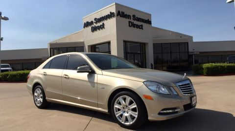 Pre-Owned 2012 Mercedes-Benz E-Class E 350 Luxury BlueTEC®