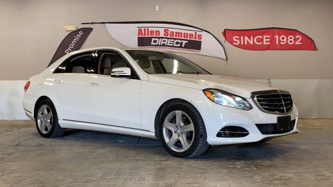 Certified Pre-Owned 2014 Mercedes-Benz E-Class E 350 Luxury