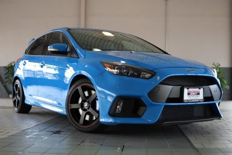 Certified Pre-Owned 2017 Ford Focus RS